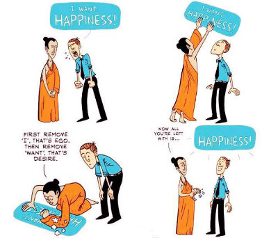 happiness small