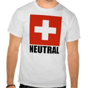 neutral som schweiz