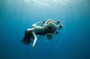 Kørestol vand 2