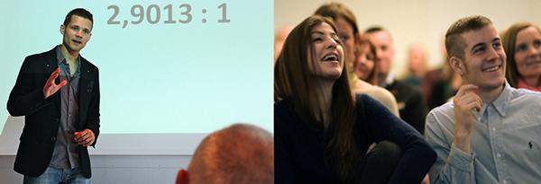 Martin Kirkevang foredrag trivsel samarbejde